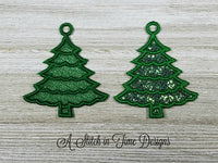 FSL Christmas Tree Charms