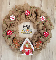 ITH Wreath Decor Peppermint Candy (4x4 hoop)