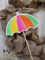 ITH Beach Umbrella 5x7