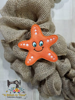 ITH Starfish for 4x4 hoops