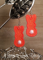FSL Bunny Earrings or Charms 2