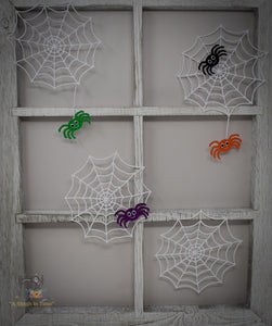 FSL Spider Web and Spider