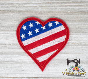 ITH Patriotic Heart