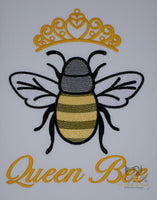 Mylar Queen Bee Set