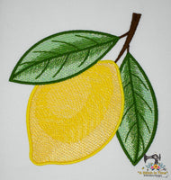 Mylar Lemon Small