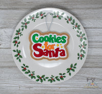 ITH Iced Cookies for Santa Ornament