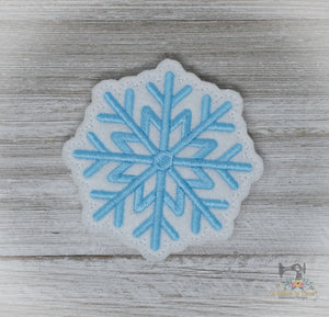 ITH Snowflake for Home Sign