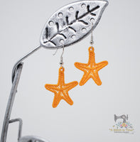 FSL Starfish Earrings
