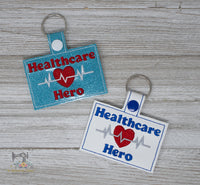 ITH Healthcare Hero Key Fob
