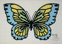 Brilliant Butterfly 7.0 x 4.6
