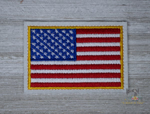 ITH US Flag 3 inch