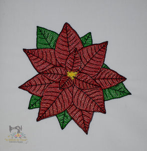 Pretty Poinsettia