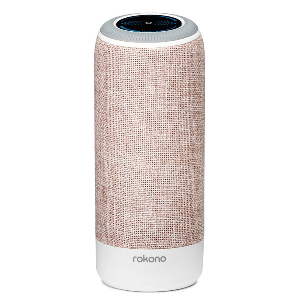 Rokono Accents Mini Bluetooth Speaker - Beige