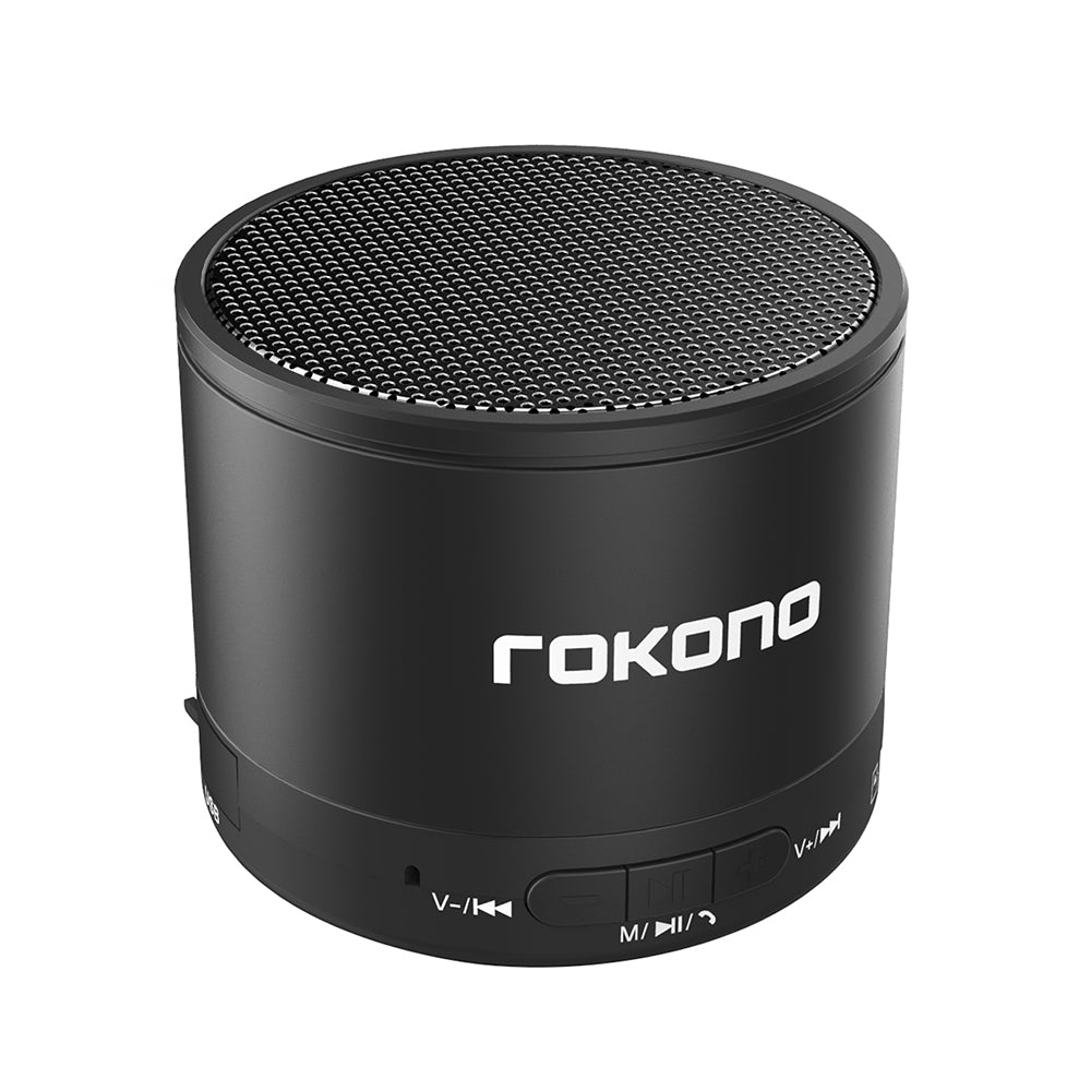 Rokono KB950 Portable Bluetooth Speaker for iPhone, iPad, Samsung, Smartphones and More