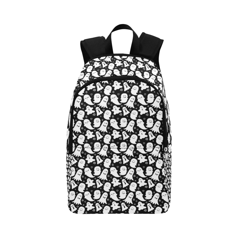 Cute Ghosts Print Backpack Bag