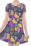 Sally Stitches Ladies Web Dress