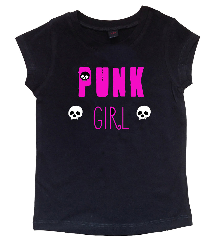 Pink Punk Girl T-shirt