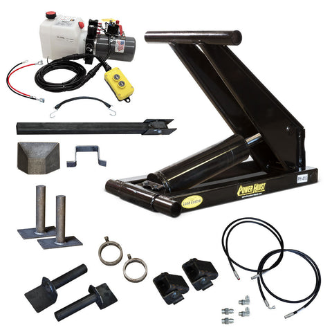 PH416 Power Hoist Dump Trailer Kit