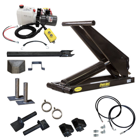 Power Hoist 520 Dump Trailer Kit