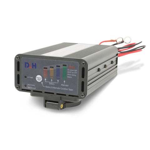 8 Amp Battery Charger for Dump Trailers