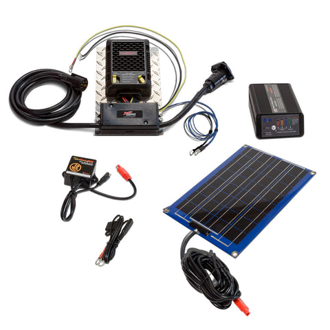 Trailer Battery Charging - Heavy Duty Extreme Optimizer Kit