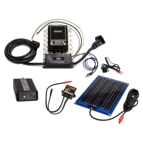 Trailer Battery Charging - Heavy Duty Optimizer Kit