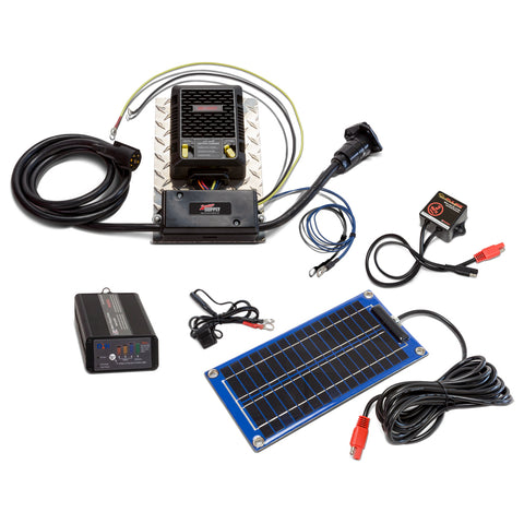 Trailer Battery Charging - Optimizer Kit
