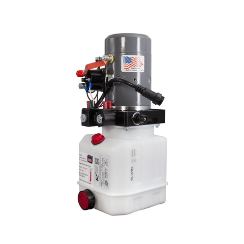 KTI Double-acting Pump 3 Quart