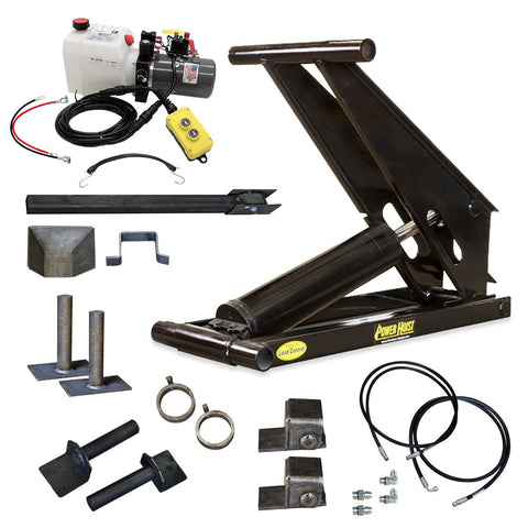 Dump Trailer Power Hoist 621-5