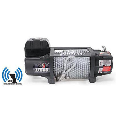 Smittybilt 17.5K X20 GEN2 Wireless Winch