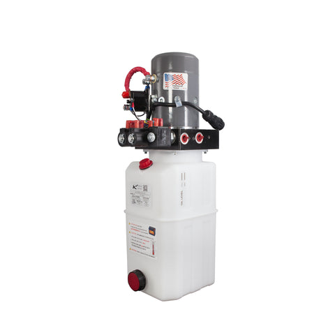 Dual Double Acting KTI Pump