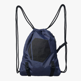 Gymsack with zipper