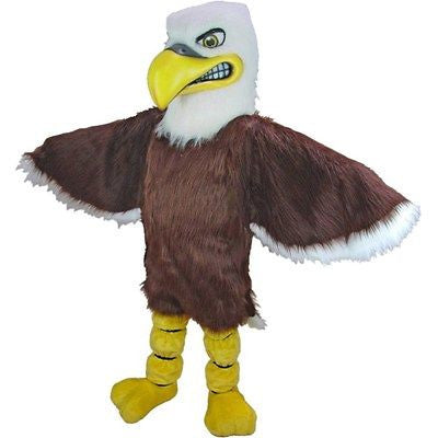 Fierce Eagle Mascot Costume