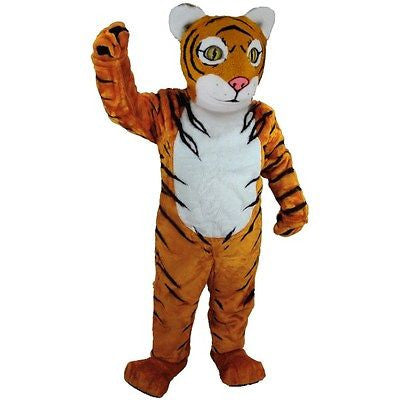 Tiger Cub Lightweight Mascot Costume