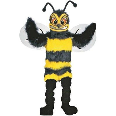 Fierce Hornet Mascot Costume