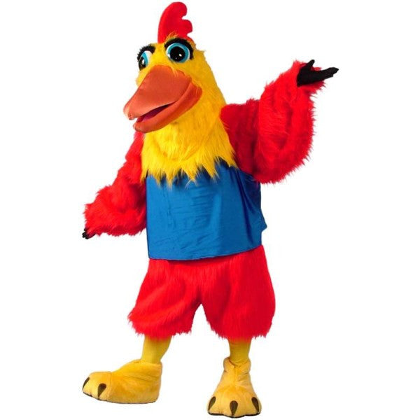 Rooster Mascot Costume  - 1