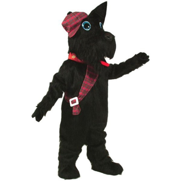 Scotty Dog Mascot Costume