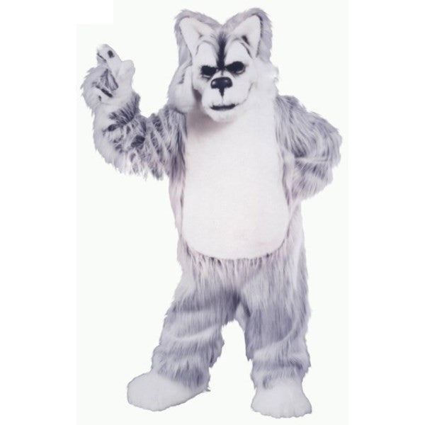 Husky Dog Mascot Costume