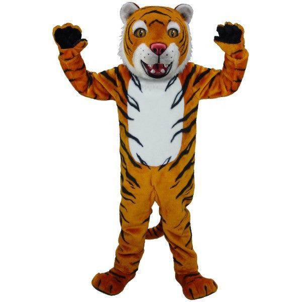 Tiger Lightweight Mascot Costume