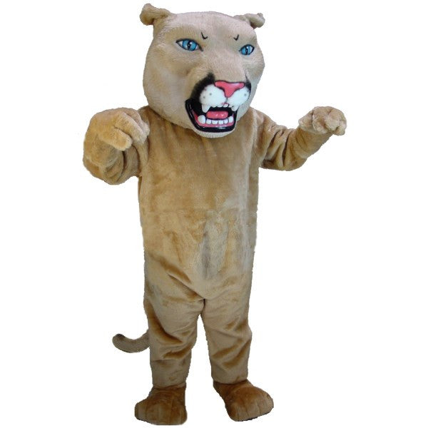 Puma or Cougar Lightweight Mascot Costume