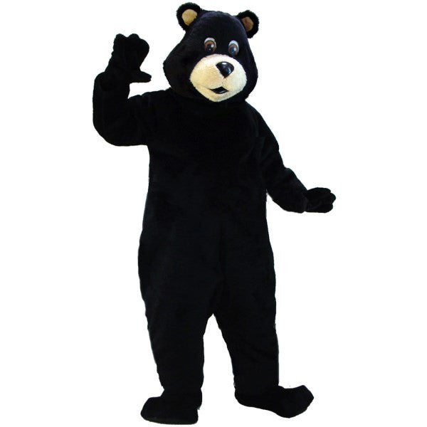 Black Bear Lightweight Mascot Costume