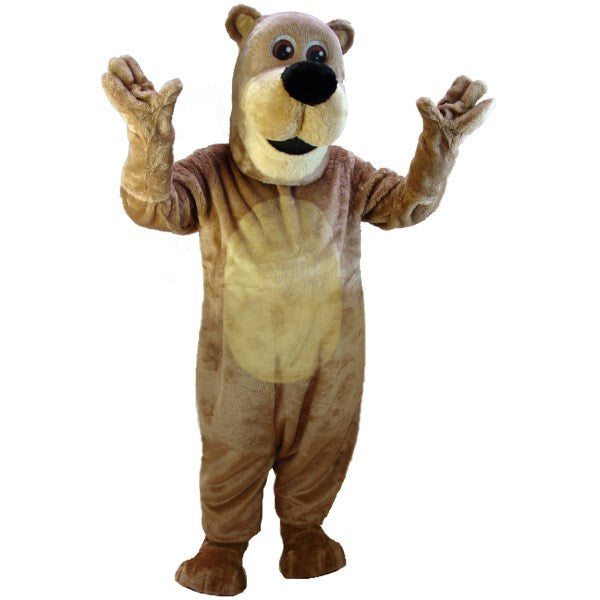 Cartoon Teddy Lightweight Mascot Costume