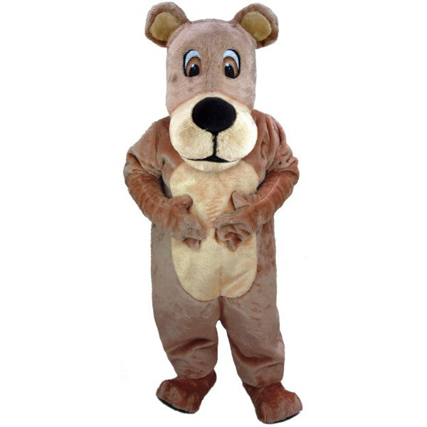 Teddy Bear Lightweight Mascot Costume