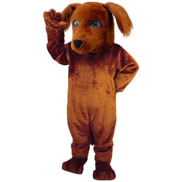 Irish Setter Lightweight Mascot Costume