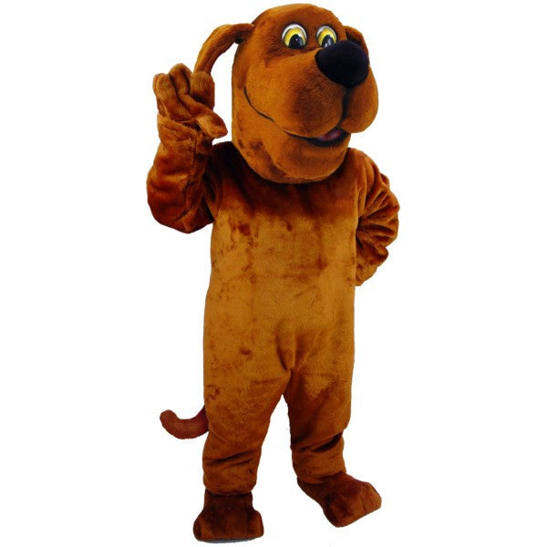 Bloodhound Lightweight Mascot Costume