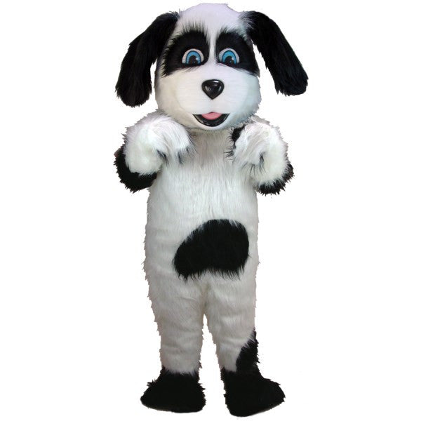 Sheepdog Lightweight Mascot Costume