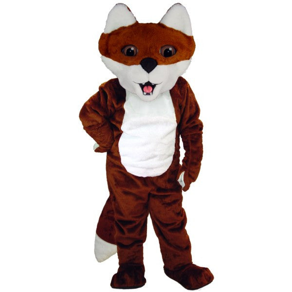 Cartoon Fox Lightweight Mascot Costume