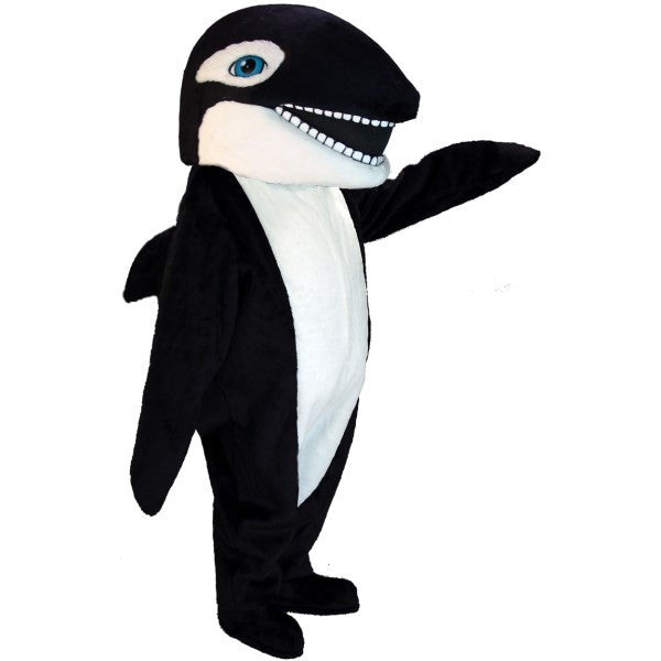 Killer Whale Lightweight Mascot Costume