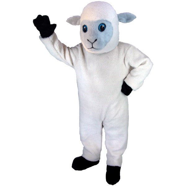 Lamb Lightweight Mascot Costume