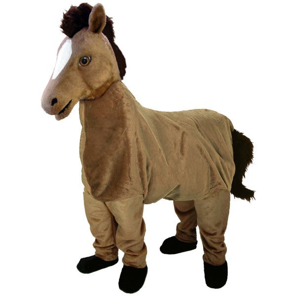 Horse 2-Person Lightweight Mascot Costume